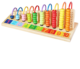 Math Toy Wooden Abacus counting toy educational toy
