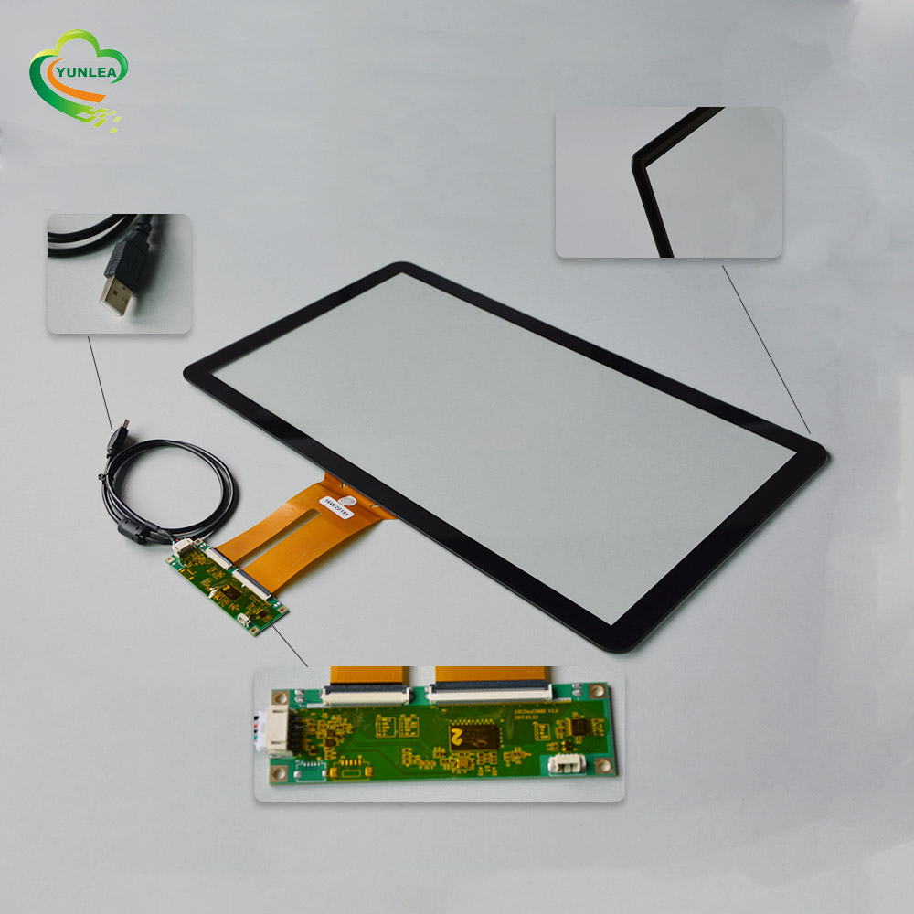 Factory Price High Quality 195 inch Projector Interactive Capacitive OEM ODM goodix touchscreen