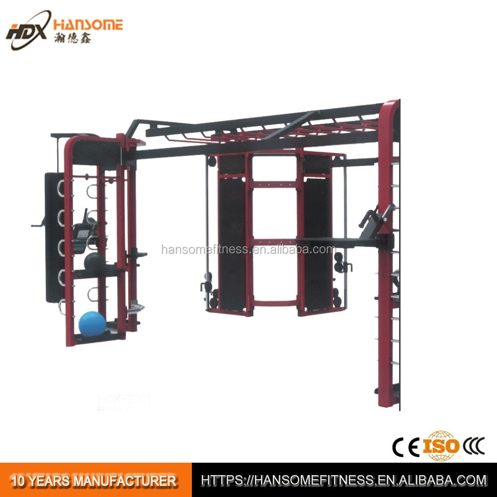 crossfit <strong>equipment</strong>/integrated gym <strong>equipment</strong>/commercial gym fitness synergy 360 for sale multi station <strong>equipment</strong> HDX-Z001