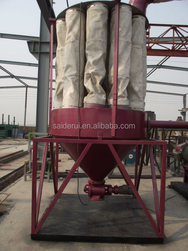 Dust Collector Copper Wire Recycling Machine