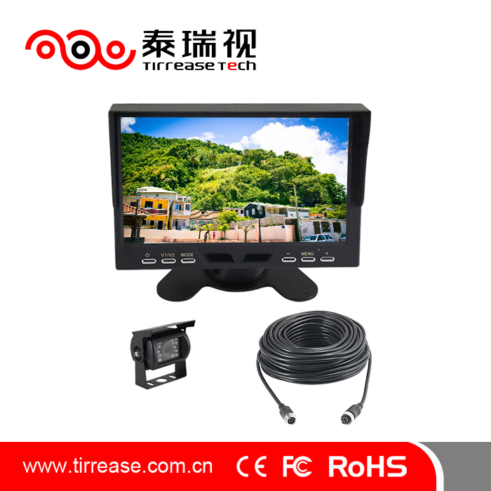 new arrival 16:9 backup camera system for crane