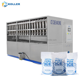 5 ton per day ice cube machine