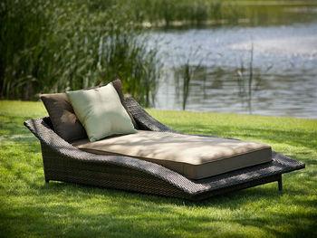 Tuin zwembad rotan daybed meubels buy zwembad meubels tuin