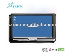 cheap free map gps navigation with bluetooth,avin,atv,wireless camera optional function
