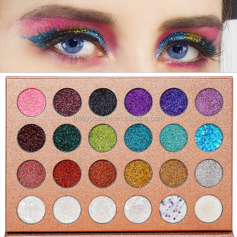 Glitter oogmake-up zilver rose goud lijm sparkly star glitter pigment body art sparkle eyeshadow make holografische glitter eye