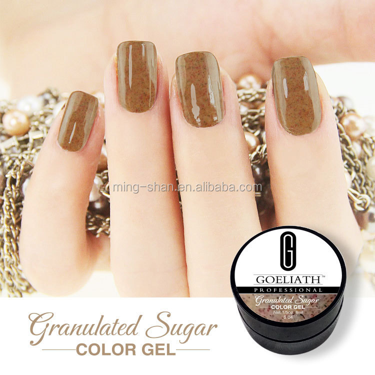 New Design Brand Gel Nail An Metallic Kiss Nails Product On Alibaba