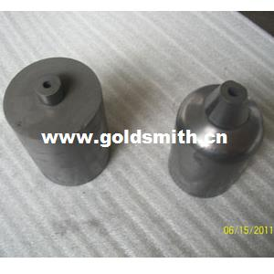 jewelry tool Castng High Pure Graphite Casting Crucible and Graphite Stopper for Casting Jewelry, for AVC casting machine G.GC.A