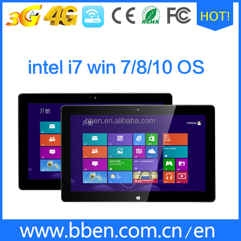 11.6 inch Electromagnetic screen microsoft surface 3 Windows 10 tablet pc intel core i7 8G DDR3+256G SSD bluetooth 3G