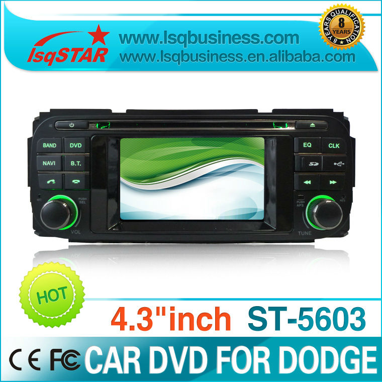 car dvd for Dodge Viper with GPS,USB,SD,BT...