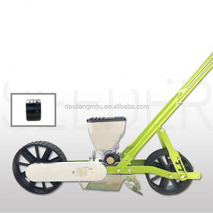 Hand push onion carrot seeder sowing machine for vegetable seeds