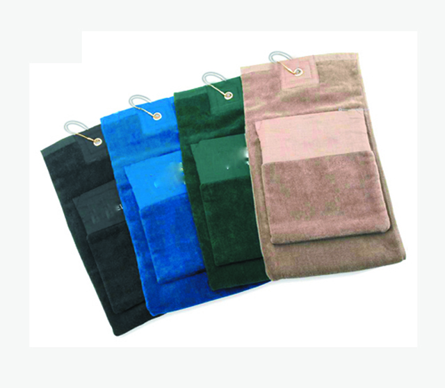 multifunctional 100% cotton embroidered sports towels