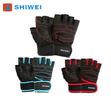 latest SHIWEI-886# cycling racing climbing gloves half finger gloves