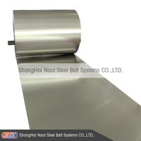 The steel high temperature conveyor belt for the multi-species industries
