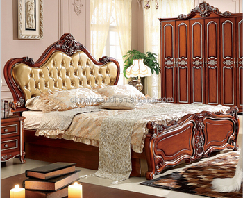 Bedroom Sets High End classical bedroom furniture sets / high end solid wood bedroom