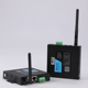 Compact design industrial m2m 4g lte router with 2 LANs for generator monitoring