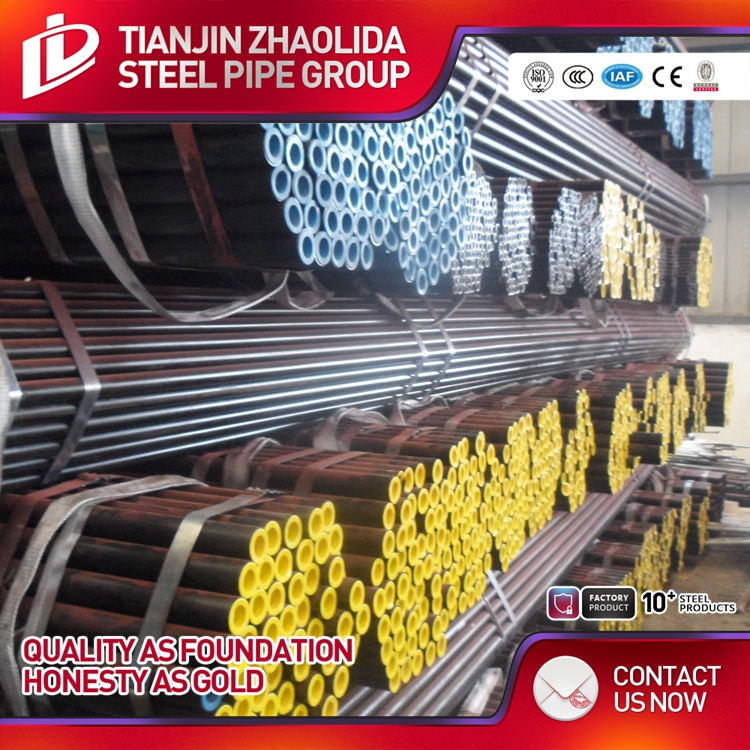 galvanized or black painting new product pickling and phosphating seamless steel pipe price