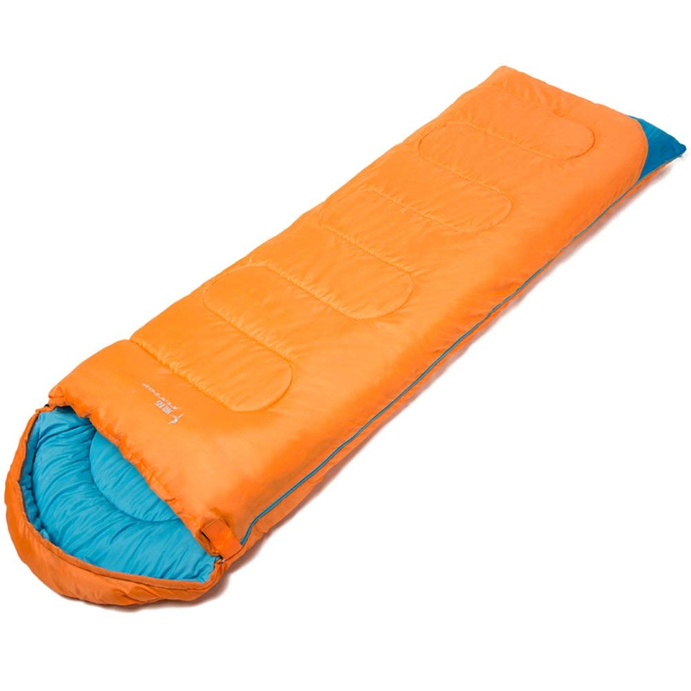 Super Light Lunch Break Sleeping Bag, Outdoor Climbing Camping Sleeping Bag Down Cotton Envelope Sleeping Bag