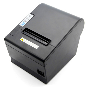 Wall hanging 3 inch Receipt POS 80mm Thermal Printer with Auto Cutter
