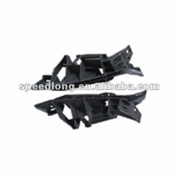 peugeot 307 car front bumper support bracket 741634 - buy peugeot
