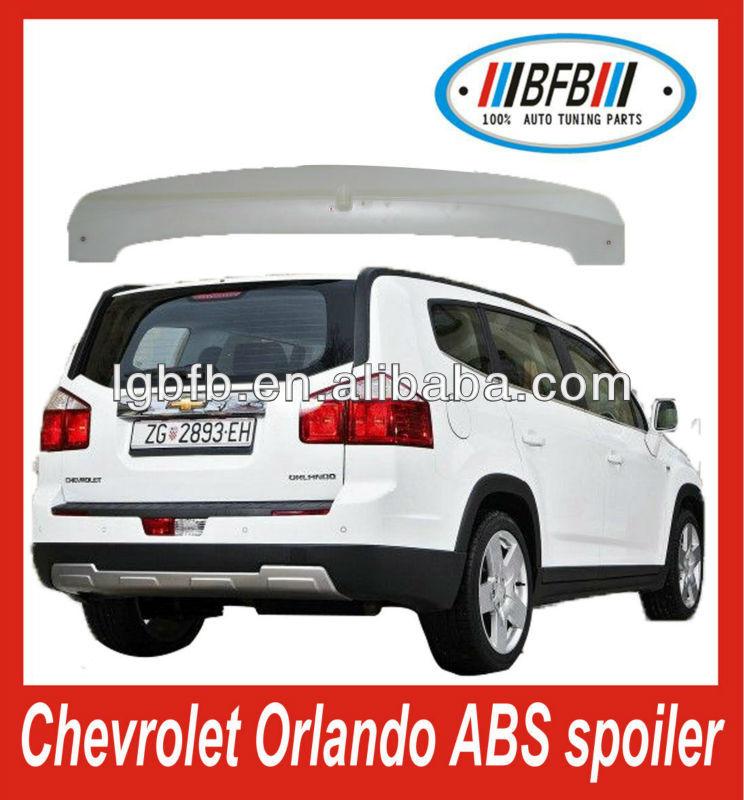 Abs Auto Parts Car Rear Spoiler For Chevrolet Orlando 2013 Buy