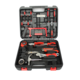 29pcs portable hard plastic case,carpenter tool set, workshop tool set