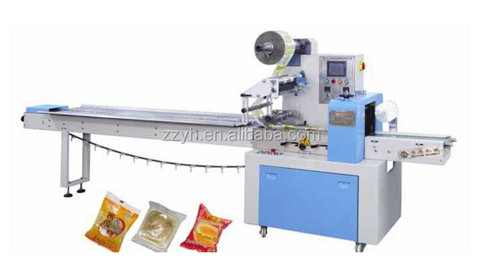 HL-1 automatic pillow type Plastic bag packing machine /Skype(zzfule03)