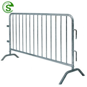 Wholesale quality metal road barricade portable french barricades for police