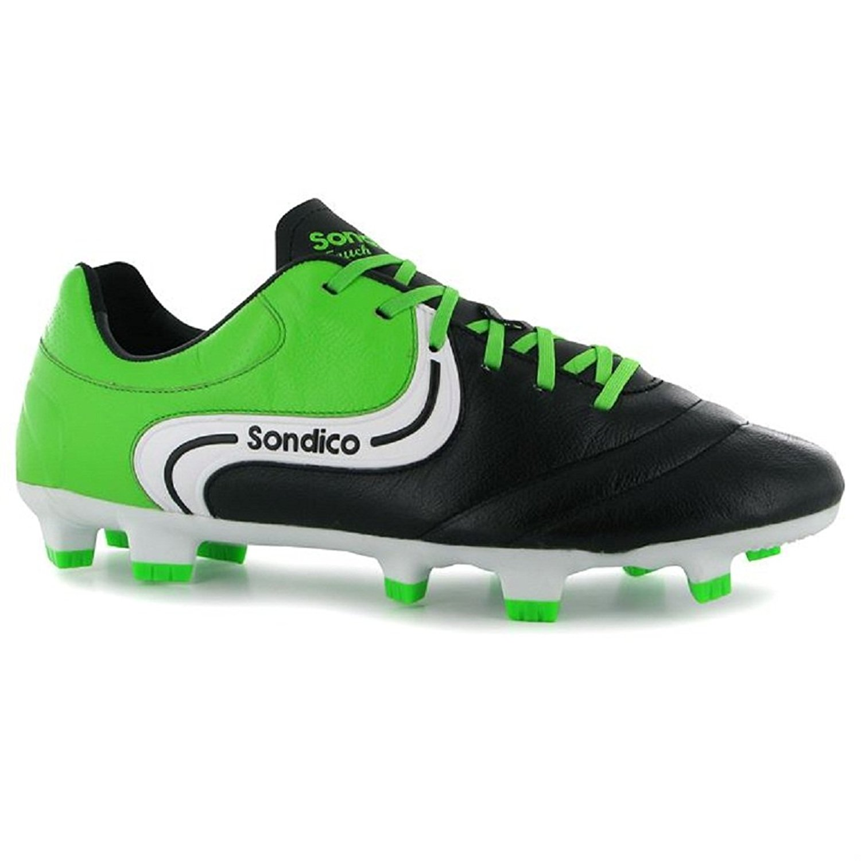 Sondico Kids Strike SG Childs Football Boots Soft Ground Lace Up Studs