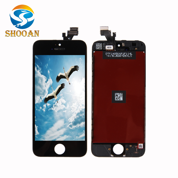 "OEM 4"" touch lcd screen for iphone 5, for iPhone5 touch screen digitizer replacement, for iPhone 5 touch screen lcd"