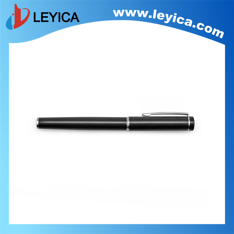 Smooth writing black gift fountain pen