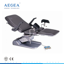AG-S102C CE ISO electrical exam obstetric surgical instruments female gynecological chair