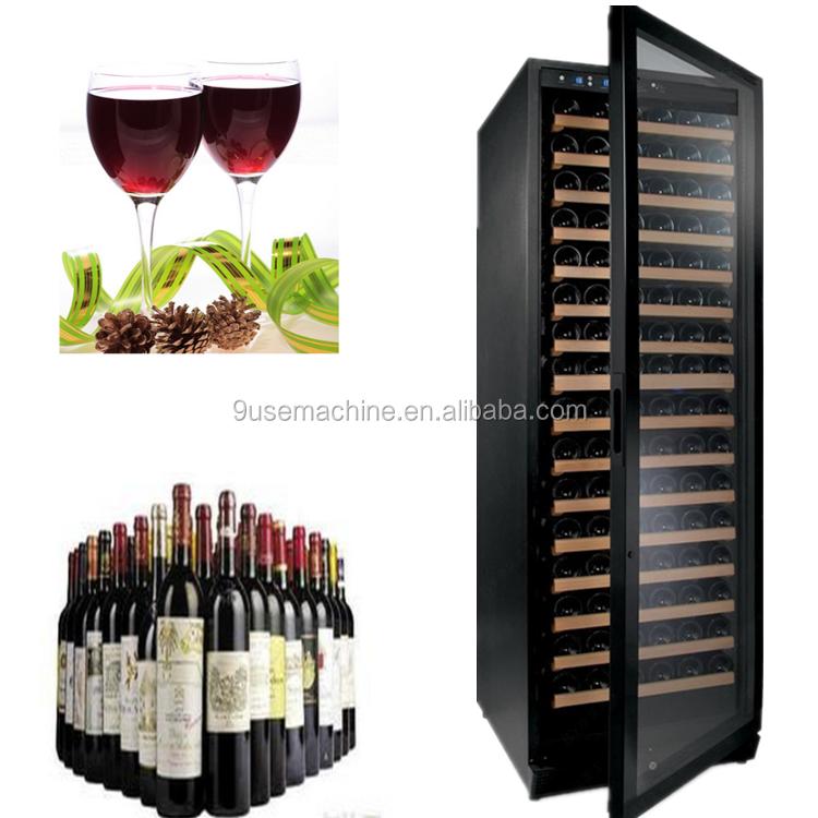 American style fridge electric refrigerator humidity control wine cooler