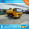 Yuejin Water spraying tank truck 4x2 new water tank truck watering cart