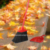 ITEM NO.0129A Poly Fibered garden cleaning angle Broom and Dustpan