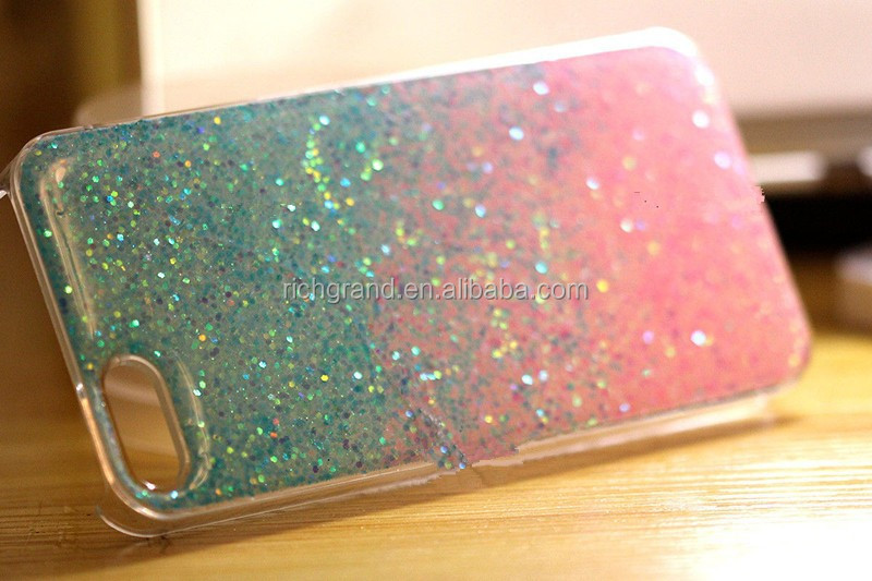 For iphone 4 4s 5 5s 5s hard bling case cover high quality