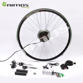 20 Inch Front Wheel Hub Motor 350 Watt Electric Bike Conversion Kit 12v