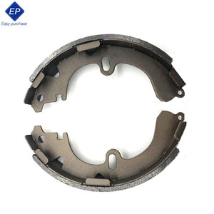 Brake parts accessories car locomotive brake shoes