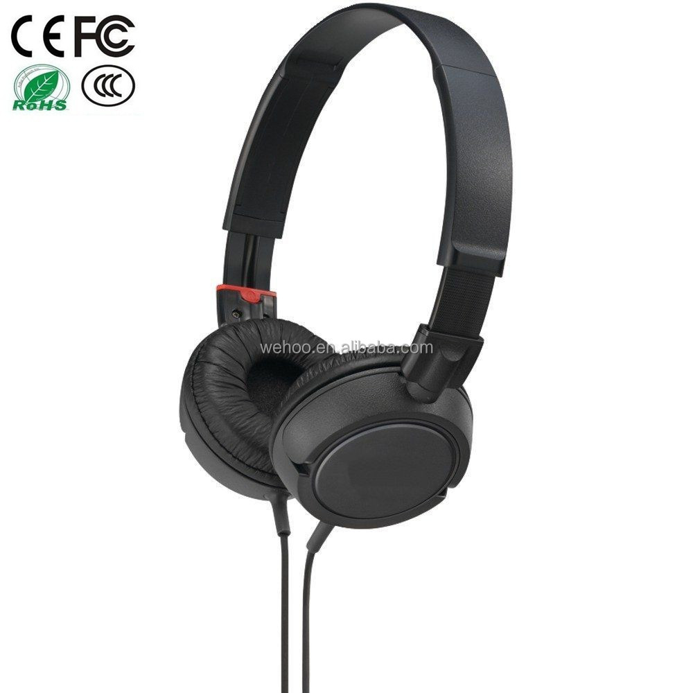 Headband Style and Noise Cancelling,Microphone Function Studio Headphones