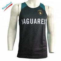 New Custom Sublimated Running Vest/singlets