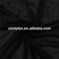 75d drapery soft knitted polyester mesh fabric net