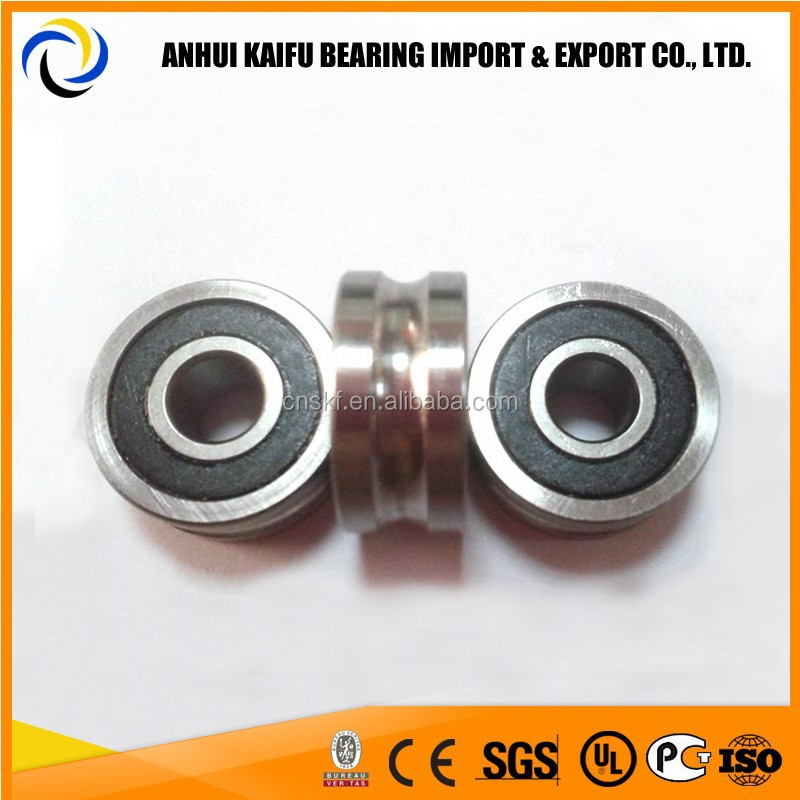 A806 2RS wire guides and straightening track roller bearings A806.2RS
