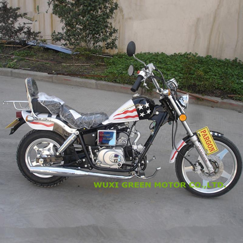 Motorcycle Street Cruiser Lifan Engine 50cc