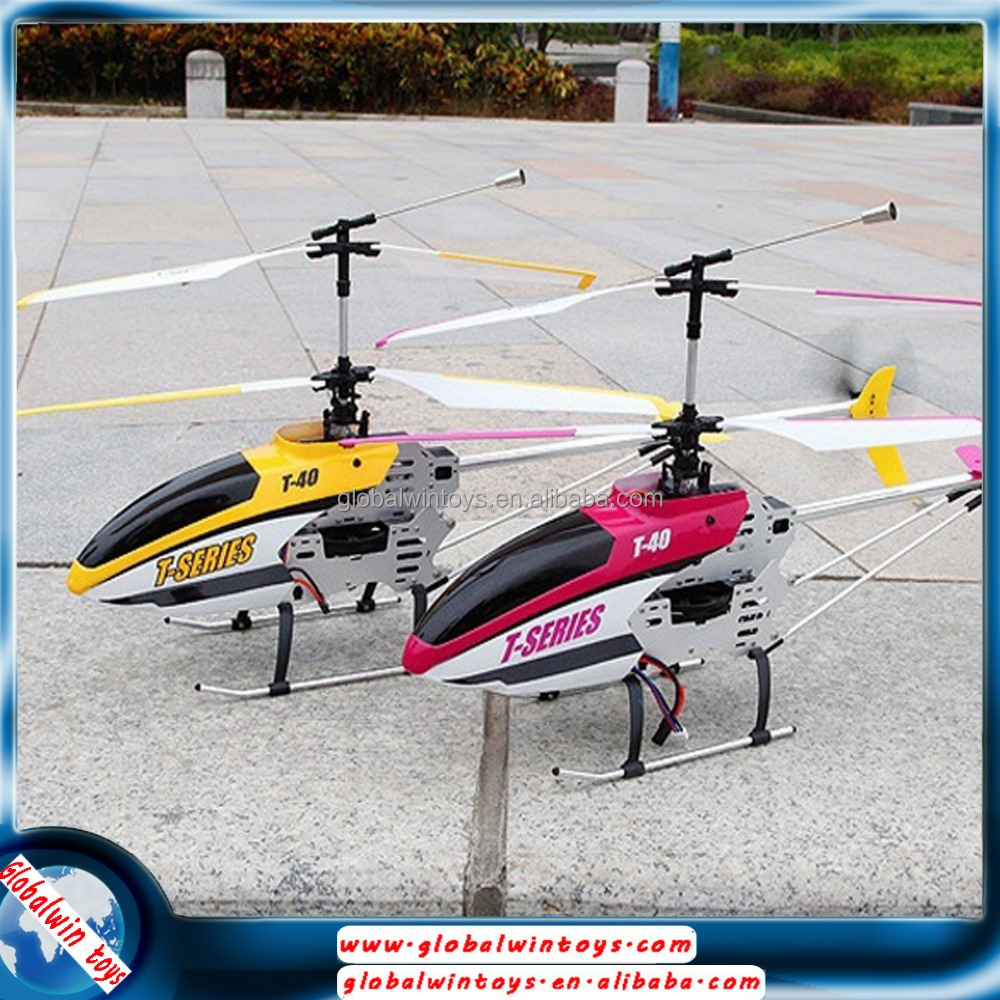 High quality alloy structure model with double rotors large RTF airplane with MEMS gyroscope&searchlight 2.4g 3ch rc helicopter