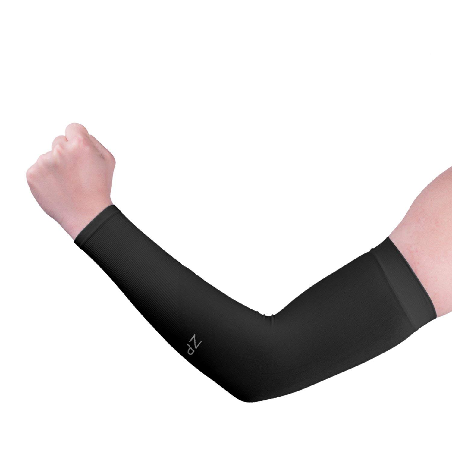 e41714e1a5 Get Quotations · Sun UV Protection Cooling Sleeves Cool Arm Gloves Cold  Golf Driving Sleeve for Men and Women