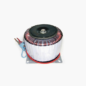 High Voltage Power toroidal transformer Low Magnetic Noise and Excellent Load Regulation