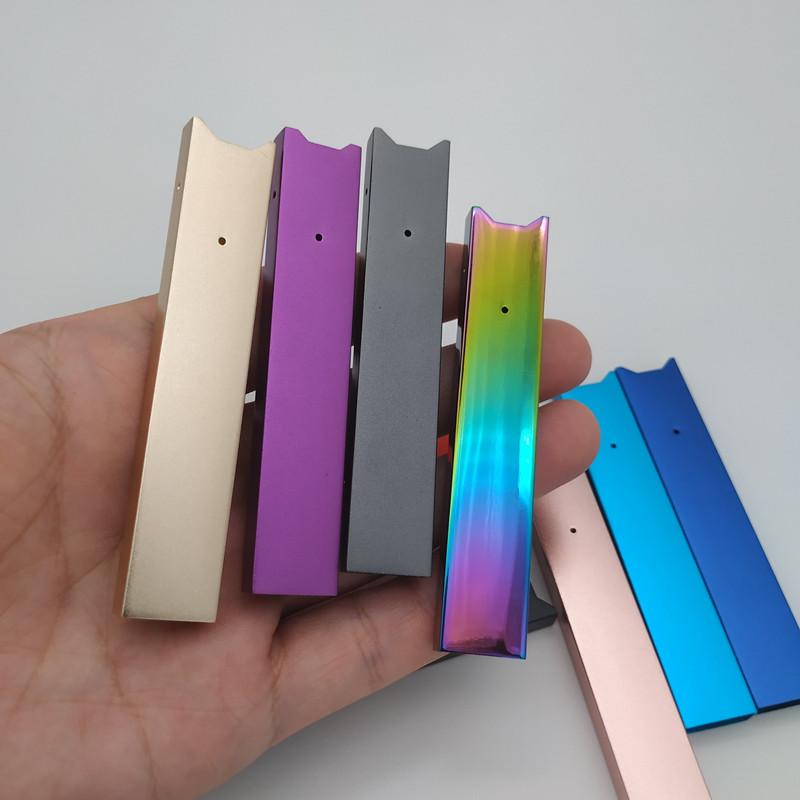 Best seller vape pen cartridge thick oil juu starter kit juu device kit battery metal shell ten colors available, Various colors