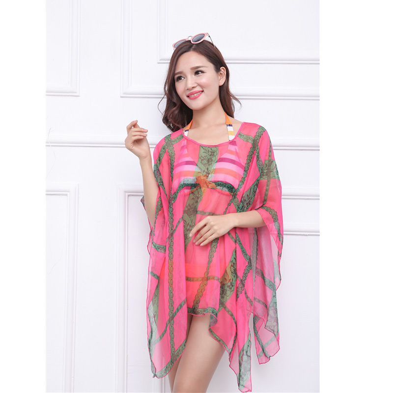 1201631bc9 Get Quotations · 2015 Summer Women Fashion Beach Bikini Cover Up Ladies  Sexy Swimsuit Bathing Suit Cover Ups Kaftan
