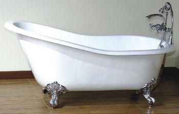 Vasca Da Bagno Kuvet : Vendita calda vasca da bagno pantofola economici utilizzati ferro