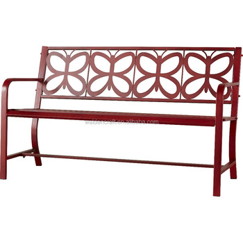 Magnificent Outdoor Rode Metalen Vlinder Decoratie Tuin Bench Buy Tuin Bench Metalen Bench Rode Metalen Outdoor Bench Product On Alibaba Com Ocoug Best Dining Table And Chair Ideas Images Ocougorg