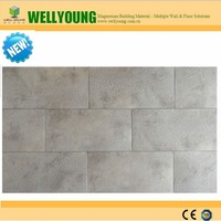non grouting non slip cheap and easy installation wall tiles, roof and ceiling tiles